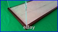47 x 15 x 38 Inch Acrylic Table Top Display Case Kit for Tall Model Ships