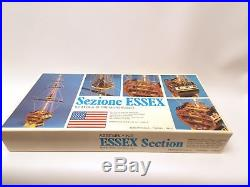Assembly Kit Essex Middle Section Aeropiccola Wood Ship Model
