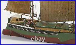 Beautiful, brand new wooden model ship kit by Billing Boats the Will Everard
