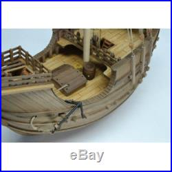 Brand New, Detailed Wooden Model Ship Kit by Amati the Coca