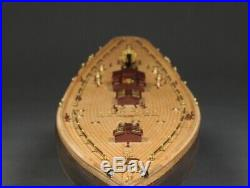 Endeavour 1934 America's Cup J class yacht wooden model ship kit 18 Sailboat