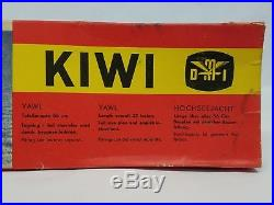 KIWI YAWL MODEL SHIP KIT 22 LENGTH With PLANS MADE IN DENMARK Free Shipping
