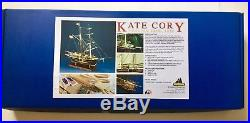 Model Shipways MS2031 Kate Cory Whaling Brig Model Ship Build Kit ON SALE