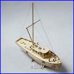 RETYLY Ship Assembly Model Diy Kits Wooden Sailing Boat 150 Scale