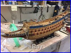 Vasa Ship Model Free Shipping In Canada and USA only