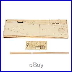 Wooden Sailboat Ship Kits Home Model Decoration Boat Durable Useful Replacement